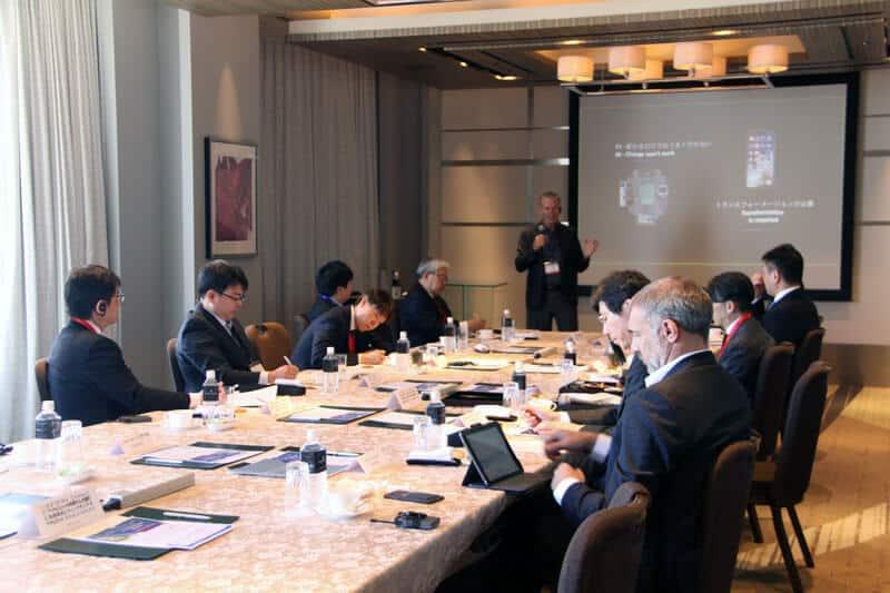 日本におけるDXについて各社CIOが集ったイベントで弊社代表取締役がモデレーターを務めました