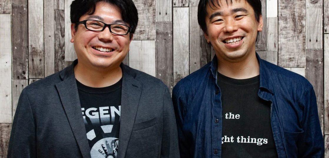 代表の長沢とGuildWorks中村氏の対談記事が掲載されました