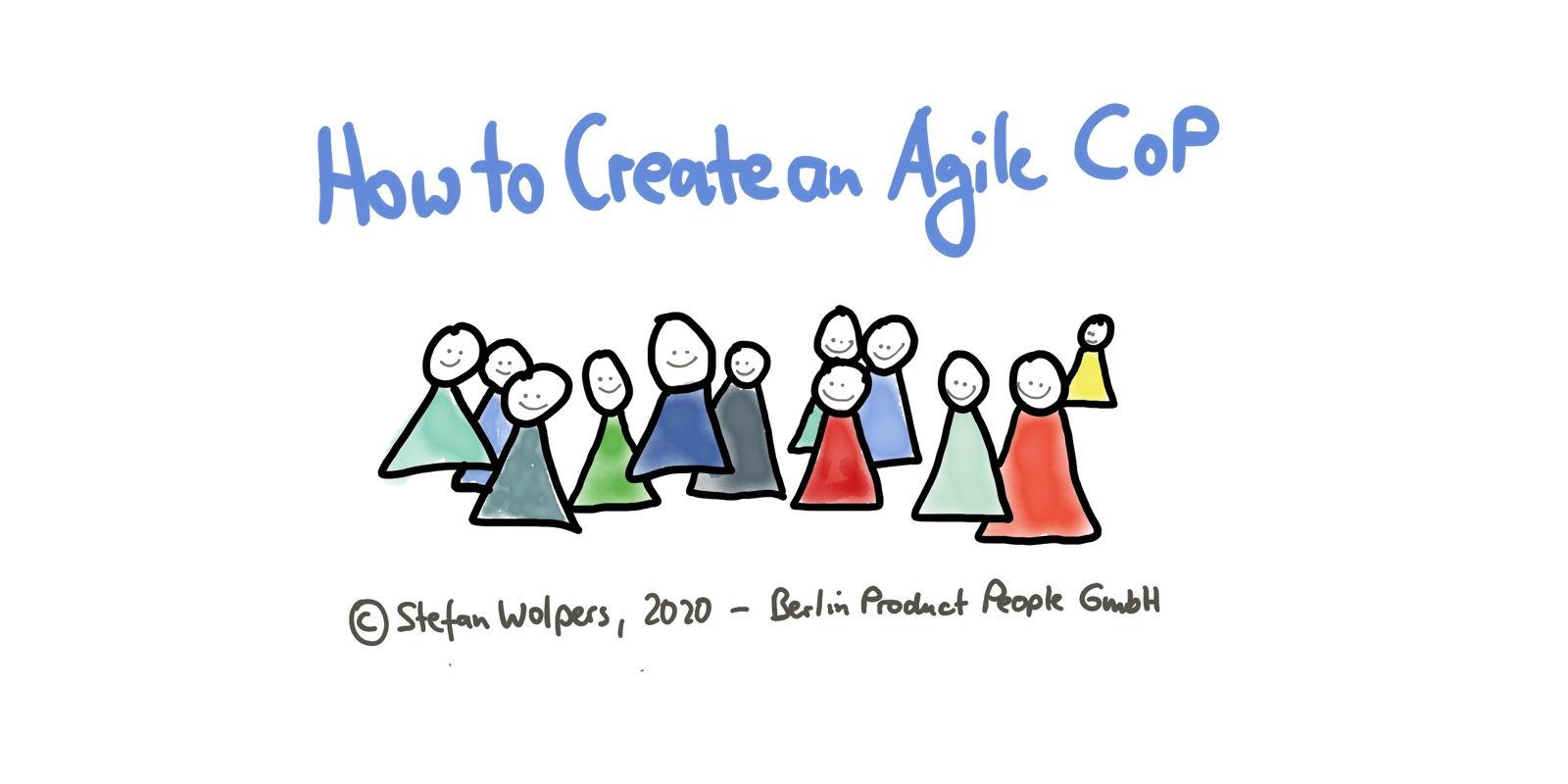 How to Create an Agile CoP